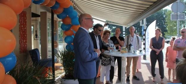 Nieuwe showroom is geopend! | Noralux Ramen en Deuren